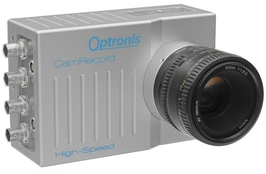high-speed camera from Optronis GmbH
