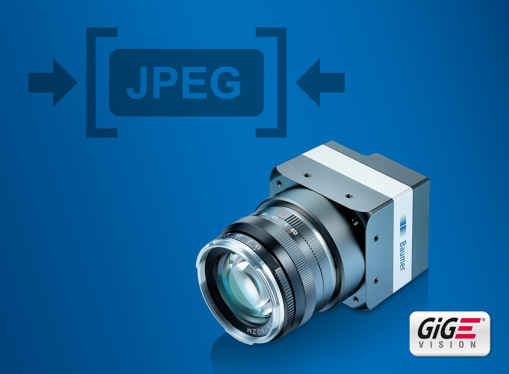 The new LX cameras with JPEG image compression save bandwidth, CPU load and storage space for a simplified, low-cost system design.