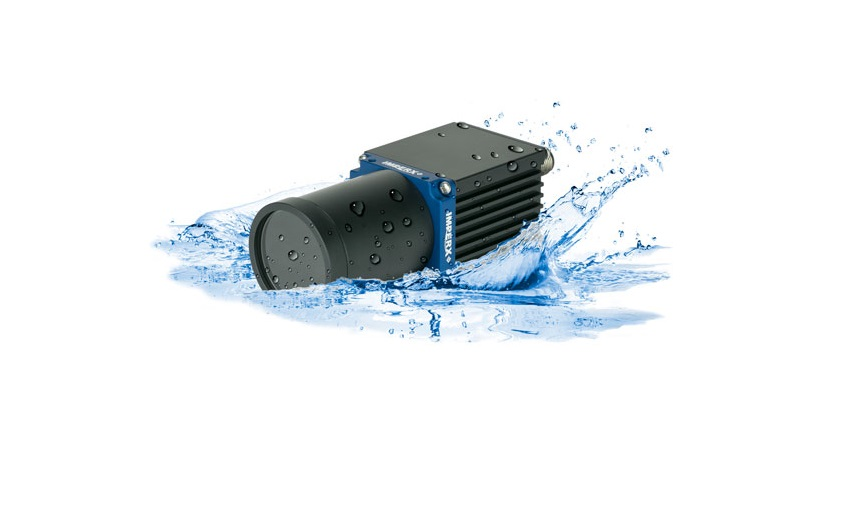 Imperx's waterproof and dustproof IP67 series with temp range of -40 °C to +70 °C and resolutions ranging from 12 to 3 megapixels.