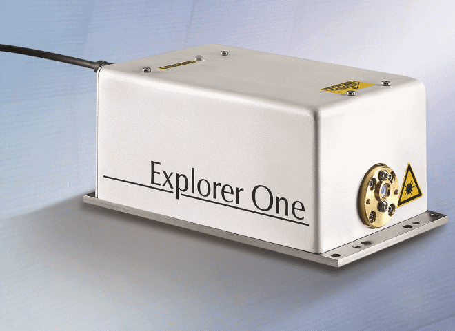 Explorer® One™ pulsed UV laser