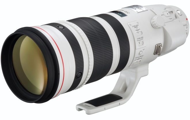 EF200-400mm F4L IS USM