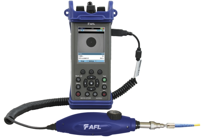 AFL's NOYES M310 Data Centre OTDR