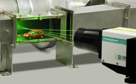The FlowExplorer DPSS with up to 2 x 300 mW lasers