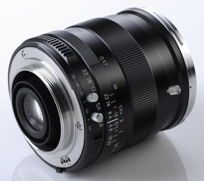 ZEISS industrial lens with M42 screw mount