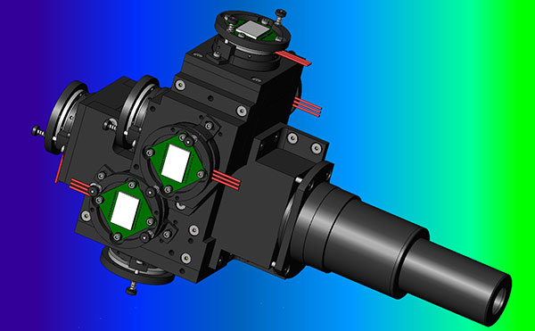 Resolve Optics Optical Module