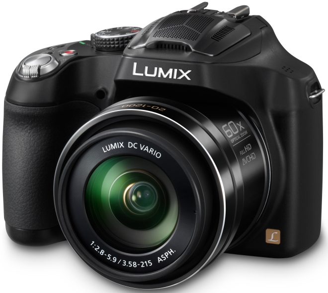 The LUMIX DMC-FZ70