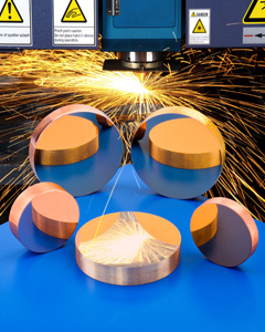 COPPER MIRRORS FOR MITSUBISHI LASERS