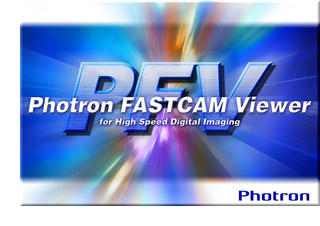 Photron Fastcam Viewer (PFV)
