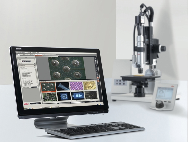 Leica Microscope Assistant