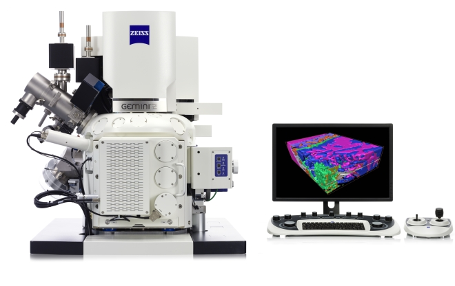 ZEISS Crossbeam provides fast materials processing and high resolution imaging