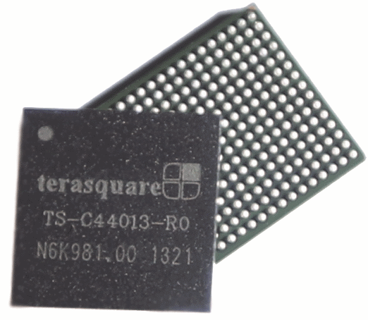 TeraSquare's IC