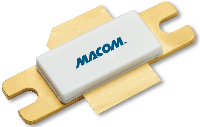 MACOM's 600 W Power Transistor