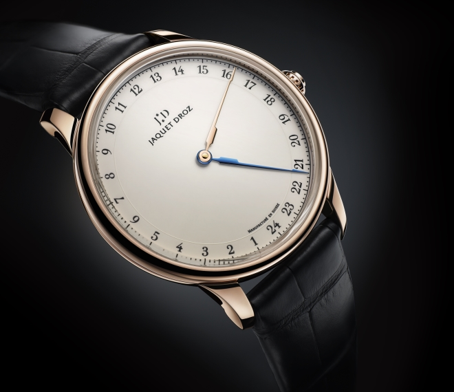 the Grande Heure GMT