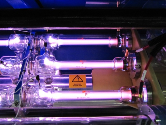 Resonator of CONVERGENT Model CV5000 CO2 laser from Prima Electro