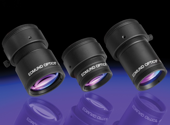 TECHSPEC® Compact Instrumentation Imaging Lenses