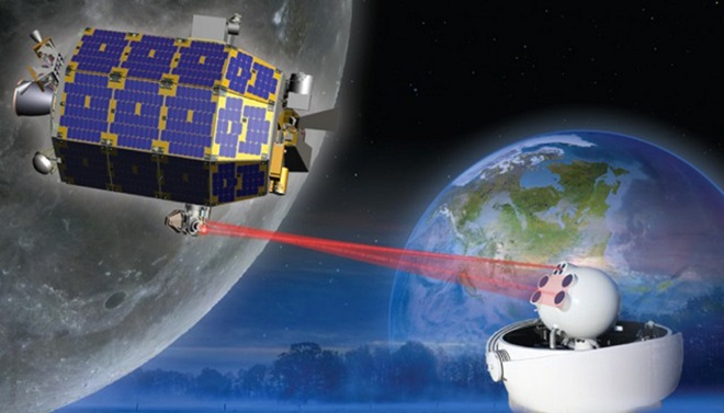 Lunar Laser Communications Demonstration (LLCD) project