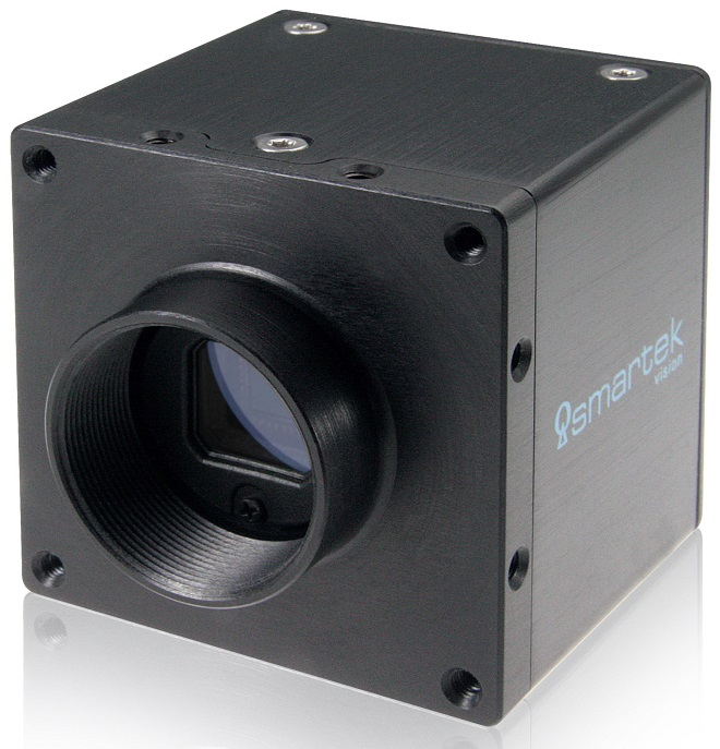 The new powerful Giganetix Plus from SMARTEK Vision