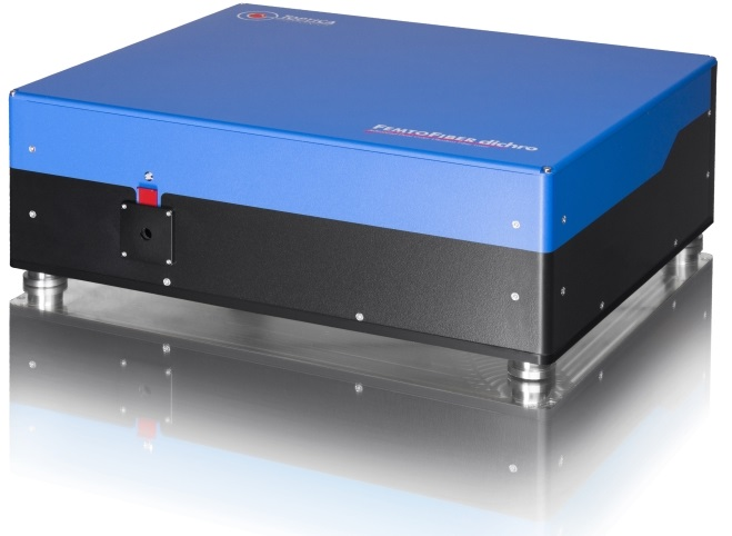 The new ultrafast-platform FemtoFiber dichro