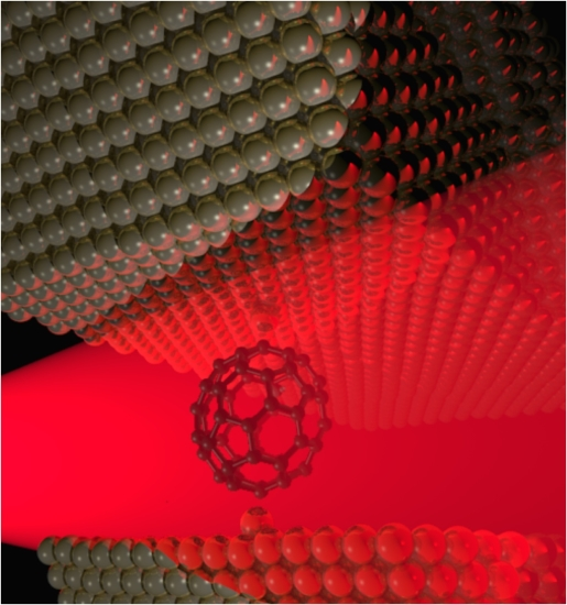Rice University scientists discovered the bonds in a carbon-60 molecule – a buckyball