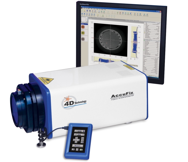 4D Technology AccuFiz 6MP High Resolution Laser Interferometer