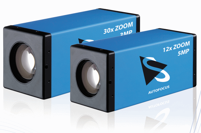 GigE Zoom Camera Series