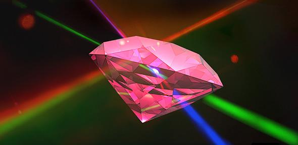 The imperfections in diamonds, which give them their colour, also trap electrons which can potentially be manipulated to transmit information – a principle which lies at the heart of quantum computing