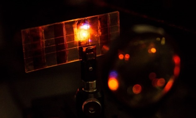 New material could lead to new touch and display screens doubling up as solar panels