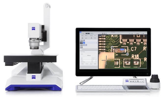 ZEISS Smartzoom 5 is the intelligent tool for Optical Inspection