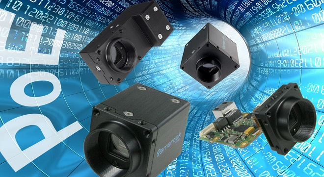 The GigE camera series from SMARTEK Vision