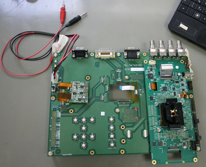 Bring-Up PCB with COC