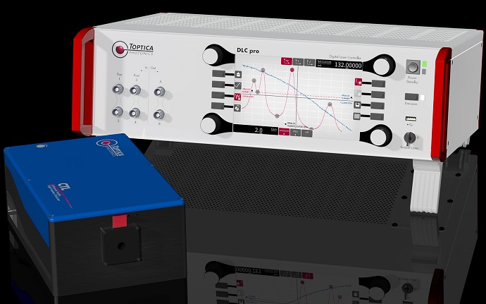 TOPTICA's new CTL with DLC pro laser controller