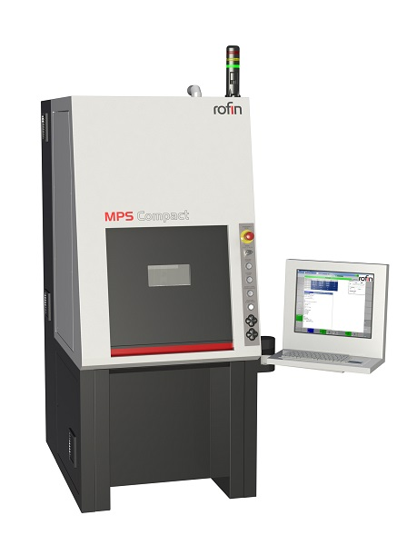 MPS Compact – the smallest member of the MPS workstation family with compact footprint