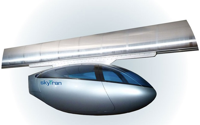 skyTran Vehicle