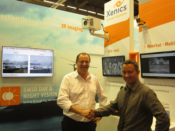 Xenics and Elvitec Sign Cooperation Agreement