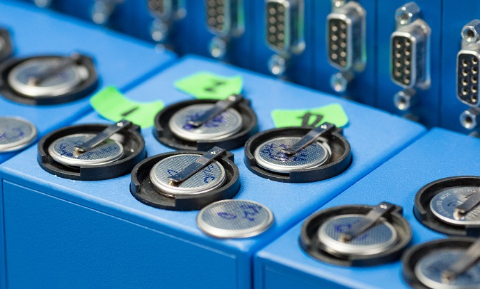 lithium ion coin cell batteries