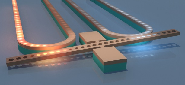 Engineers show light can play seesaw at the nanoscale