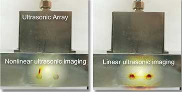 Ultrasonic Array