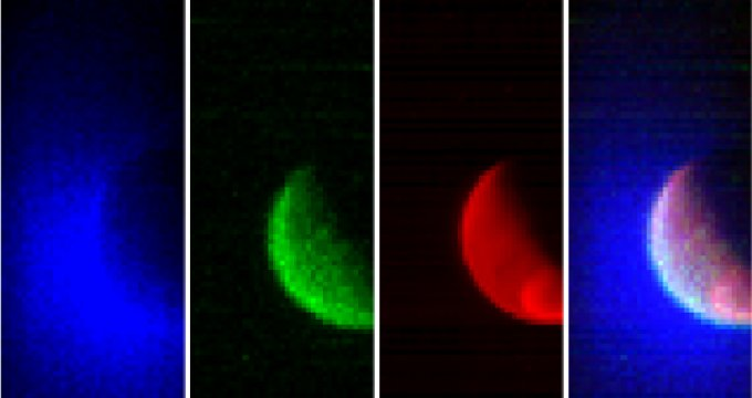CU-Boulder instrument onboard MAVEN sends back first images of Mars.