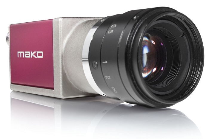 3 new Mako models with CMOS and CCD sensors