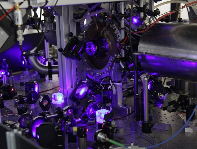 Top-precision optical atomic clock starts ticking