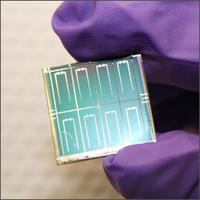 Researchers enable solar cells to use more sunlight