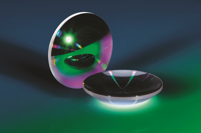Silicon Aspheric Lenses
