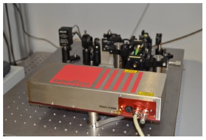 Record low-noise optical frequency comb achieved with Onefive femtosecond laser Origami