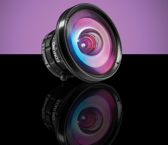 3.5mm Compact Fixed Focal Length Lens
