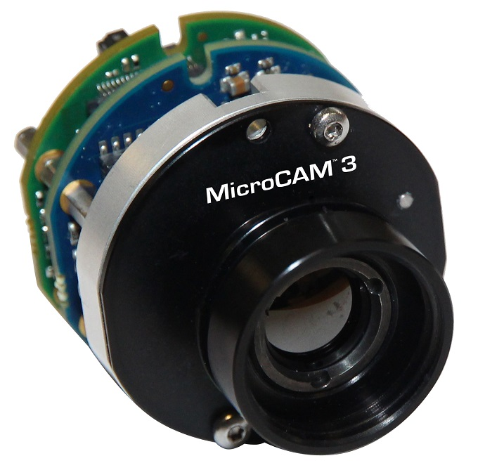 MicroCAM 3 with lens