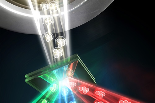 Multi-photon entanglement