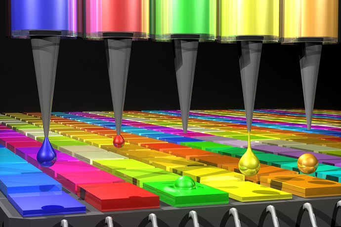 Chemists design a quantum-dot spectrometer