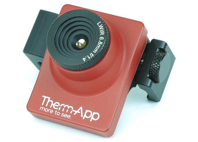 The new Therm-App™ TH device