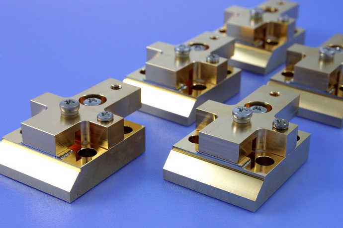 High-power diode laser bars