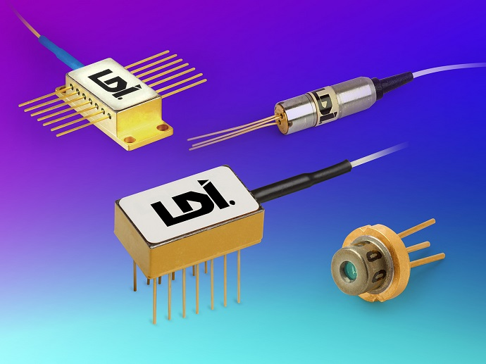 SCW 1430 laser diode module series